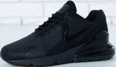 "Кроссовки Nke Air Max Flair 270 KPU ""Triple Black"""