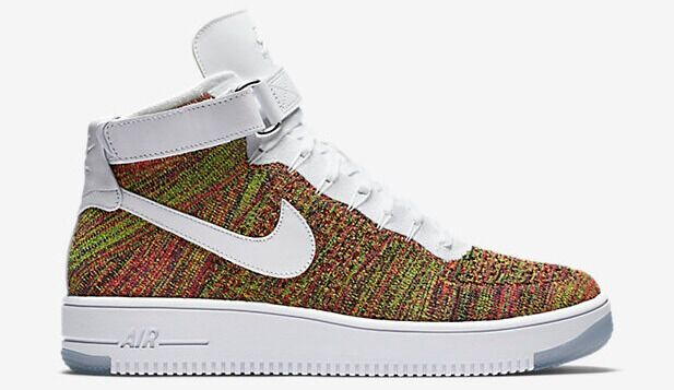 83a09bf3 Кроссовки Nike Air Force 1 Ultra Flyknit Mid