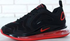 "Кроссовки Nike Air Max 720 ""Black/Red"""