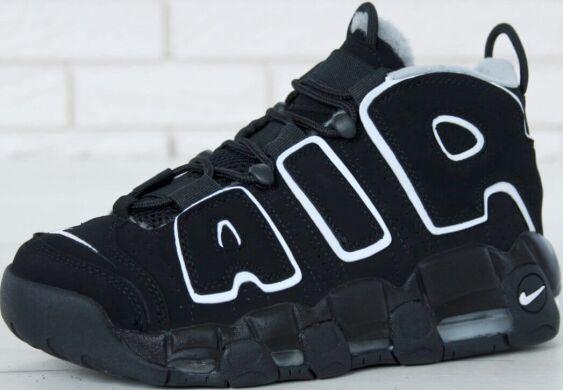 Кросівки Nike Air More Uptempo WINTER (На Хутрі) купити в TEMPOSHOP. 5fa03dc8e8564